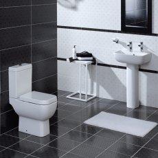 RAK Series 600 Bathroom Suite 2 Tap Hole