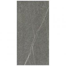 RAK Shine Stone Matt Tiles - 300mm x 600mm - Dark Grey (Box of 6)