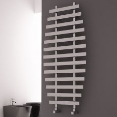 RAK Sydney Designer Heated Towel Rail 1200mm H x 600mm W - Chrome