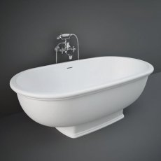 RAK Washington Freestanding Bath 1560mm X 810mm - White