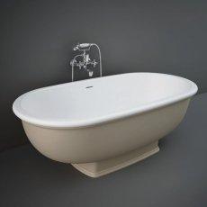 RAK Washington Freestanding Bath 1560mm X 810mm - Cappuccino