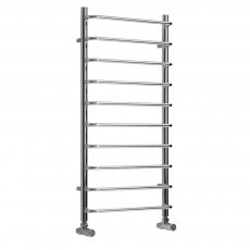 Reina Aliano Designer Heated Towel Rail 1000mm H x 500mm W Chrome