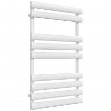 Reina Arbori Designer Heated Towel Rail 820mm H x 500mm W White