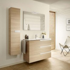 Roca Victoria-N Bathroom Mirror 700mm H x 1000mm W
