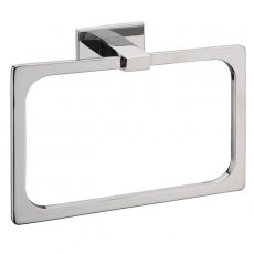 Sagittarius Madison Towel Ring Chrome