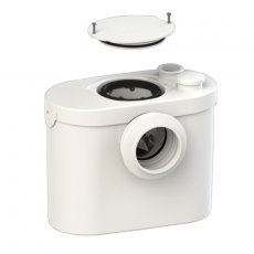Saniflo 6001 UP WC Toilet Macerator Pump