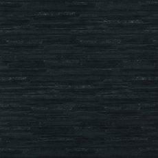 Showerwall Straight Edge Waterproof Shower Panel 1200mm Wide x 2440mm High - Black Glacial