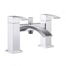 Signature ALA-S Bath Shower Mixer Tap Deck Mounted Single Handle - Chrome