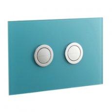 Signature Lustrolite Press Panel - Blue Atoll