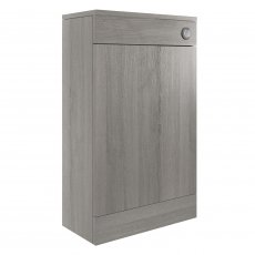 Signature Odense Back to Wall WC Toilet Unit 500mm Wide - Elm Grey