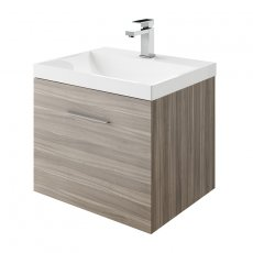 Signature Pure Vanity Unit with Basin 560mm - Nilo