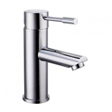 Signature Puro Mono Basin Mixer Tap Single Handle - Chrome