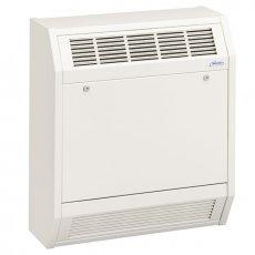 Smiths Caspian UV 90 Universal AC Motors Fan Convector - White