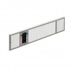 Smiths Space Saver SS5 Electric Chrome Fascia Grille 500mm
