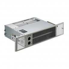 Smiths Space Saver SS3 Plinth Mounted Hydronic Fan Convector with Stainless Steel Grille