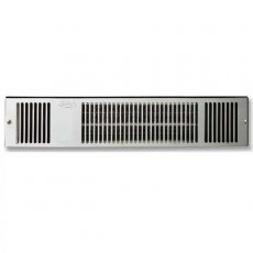 Smiths Space Saver SS7 Plinth Mounted Hydronic Fan Convector with Stainless Steel Grille