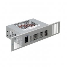 Smiths Space Saver SS2E Plinth Mounted Electric Fan Convector with Stainless Steel Effect Grille