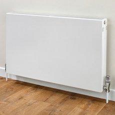 S4H Faraday Type 21 Flat Panel Radiator 600mm H x 600mm W White
