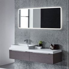 Tavistock Aster LED Illuminated Bathroom Mirror 1200mm W x 500mm H