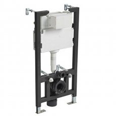 Tavistock In Wall Hung Toilet Frame System 1120mm with Dual Flush Cistern
