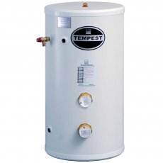 Telford Tempest DIRECT Unvented Stainless Steel Hot Water Cylinder 90 LITRE