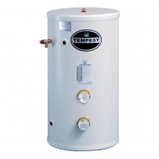 Telford Tempest Stainless Steel Unvented DIRECT Solar Cylinder 1120mm x 554mm 200 LITRES
