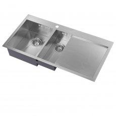 The 1810 Company Zenduo 6 I-F 1.5 Bowl Kitchen Sink - Left Hand