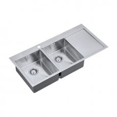 The 1810 Company Zenduo15 34/34 I-F 2.0 Bowl Kitchen Sink - Left Handed