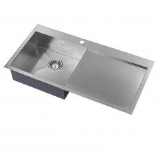 The 1810 Company Zenuno 5 I-F 1.0 Bowl Kitchen Sink - Left Hand
