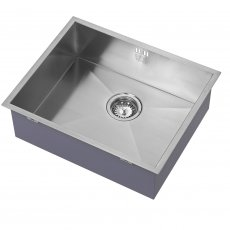 The 1810 Company Zenuno 500U 1.0 Bowl Kitchen Sink - Stainless Steel