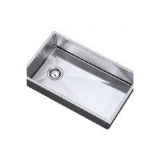 The 1810 Company Zenuno15 700U OSW 1.0 Bowl Kitchen Sink - Stainless Steel