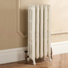 TRC Trieste 3 Column Radiator 768mm High x 414mm Wide, 5 Sections, Primer