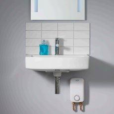 Triton Instaflow Instantaneous Water Heater 5.4kw - White