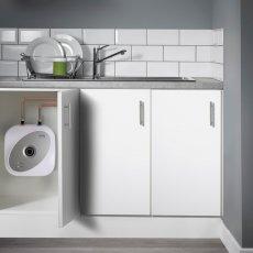 Triton Instaflow Stored Water Heater 1.5kw (5 Litre) - White/Satin