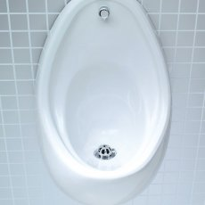 Verona Advantage Concealed Urinal 410mm Wide White