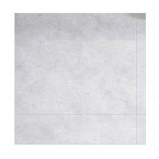 Verona Aquawall Waterproof Shower Wall Panels Packs of 8 Tiles - Cloudy White