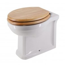 Verona Holborn Back to Wall Toilet Pan - Excluding Seat