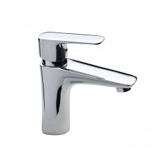Verona Maya Mono Basin Mixer Tap Single Handle with Pop-Up Waste - Chrome