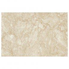 Verona PVC Shower and Wall Panel 2.4m2 - Travertine Marble Gloss