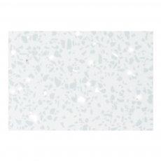 Verona PVC Shower and Wall Panel 2.4m2 - White Diamond Stone