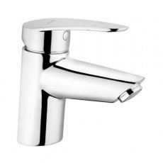 Vitra Dynamic S Basin Mixer Tap, Chrome