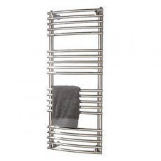 Vogue Melody Heated Towel Rail 1738mm H x 600mm W Central Heating