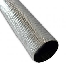 Warmflow 6M Flexible Flue Liner - Stainless Steel