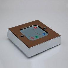 West Electric Element Control Unit Chrome