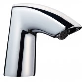 Arley UT08A Deck Mounted Infra-Red Sensor Basin Mixer Tap with Waste - Chrome