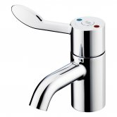 Armitage Shanks Contour 21 Plus Thermostatic Basin Mixer Tap with Copper Tails - Chrome