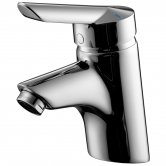 Armitage Shanks Piccolo 21 Basin Mixer Tap without Pop Up Waste - Chrome