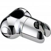 Bristan Shower Head Slider Bracket - Chrome