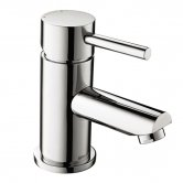 Bristan Blitz Mono Basin Mixer Tap with Clicker Waste - Chrome