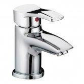 Bristan Capri Basin Mixer Tap & No Waste Chrome Plated